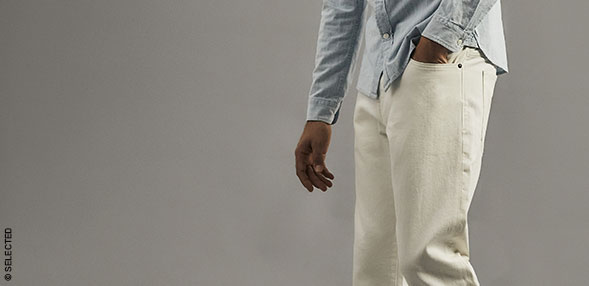 Chinos, a must have